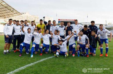 Hajduk II slavlje