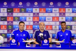 Twitter/Al Nasr FC